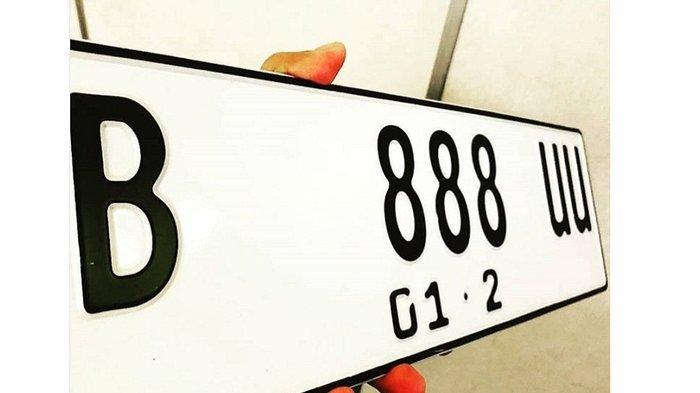 Mulai Tahun Depan Pelat Nomor Kendaraan Ganti Warna Putih, Ini Penjelasan Korlantas