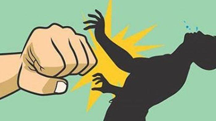 Cekcok gara-gara Uang Tebusan Gadai HP Kurang Rp 50.000, Pemuda Ini Bacok Polisi yang Coba Melerai