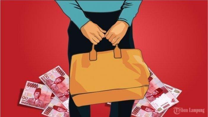 Sandiwara Perampokan Terbongkar: Wanita Ini Berkomplot dengan Suami Gelapkan Uang Bos Rp 105 Juta