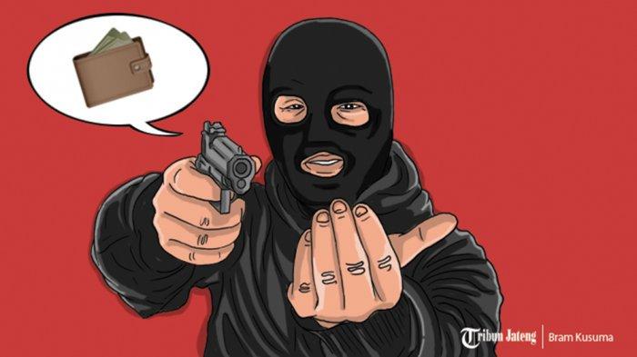 Pj Kades di Muba Tak Berdaya Ditodong Perampok Bersenjata Api, Uang BLT Rp 37 Juta Bablas