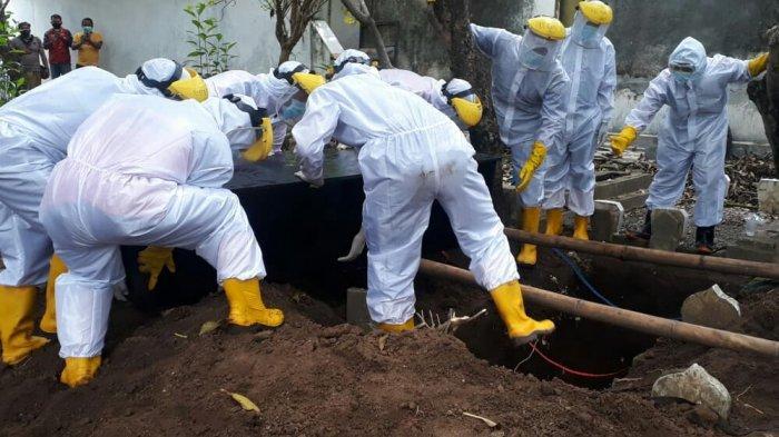 Alasan Warga di Tuban Congkel Peti Mati dan Gunting Kain Kafan Jenazah Covid-19, 3 Orang Ditahan
