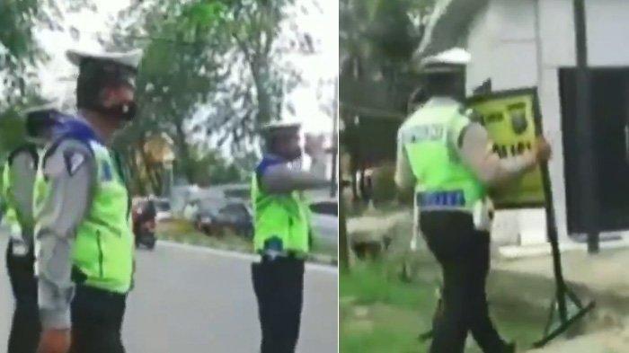 Anggota DPRD Arogan Ngamuk Saat Ditegur Parkir Mobil Bikin Macet, Nyaris Tabrak Polisi