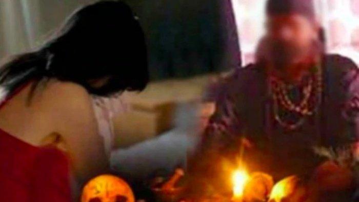 Detik-detik Penyelamatan Balita Yang Mau Dipenggal Saat Ritual, Pengikut Tanggalkan Pakaiannya