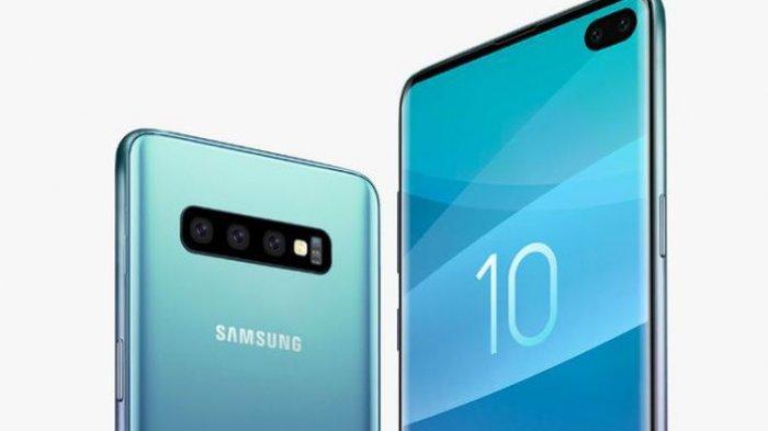 Harga Terbaru Hp Samsung Dari Termurah Termahal Samsung Galaxy M10 Hingga Samsung Galaxy S10 Tribun Jateng