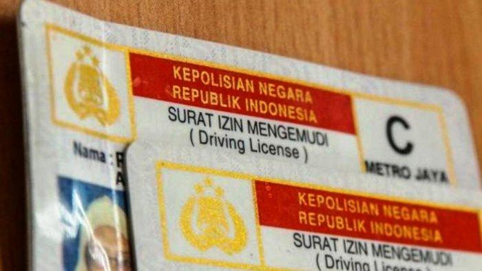 Tarif Resmi Perpanjangan SIM A dan C, Masa Berlaku Tak Lagi Berdasarkan Tanggal Lahir