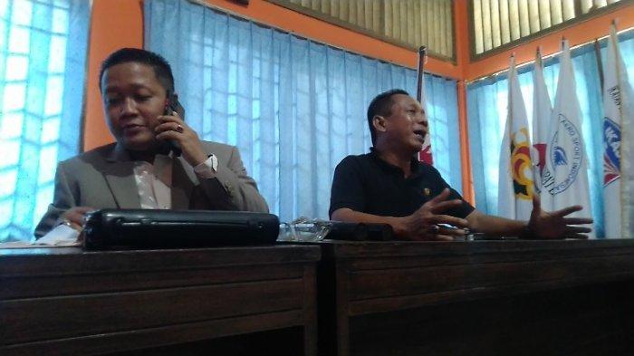 Dualisme KONI Kudus, Dua Kubu, Imam Triyanto dan Antoni Alfin, Optimistis Menang di Baori