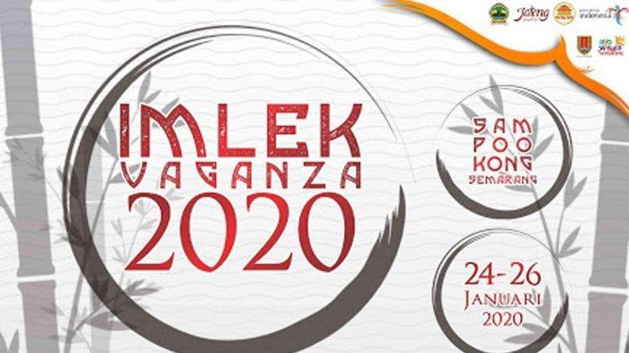 Imlek Vaganza Sam Poo Kong 2020