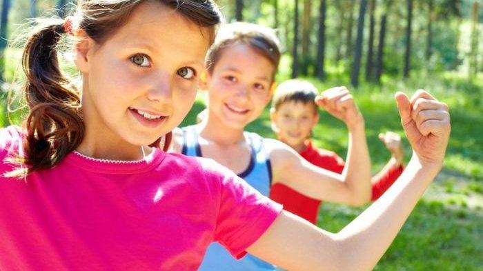 Lima Hal yang Bisa Dilakukan untuk Tingkatkan Imunitas Anak