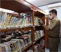 Mau Pinjam Buku? Perpustakaan Daerah Pati Maksimalkan Layanan Digital i-Pati Pintar selama PPKM