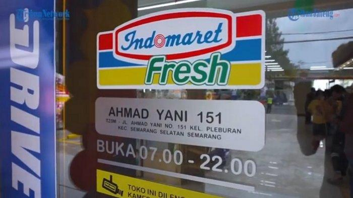 Anda Tak Sempat ke Pasar, Beli Sayur Fresh Plus Bumbu di Indomaret Fresh Ahmad Yani Semarang