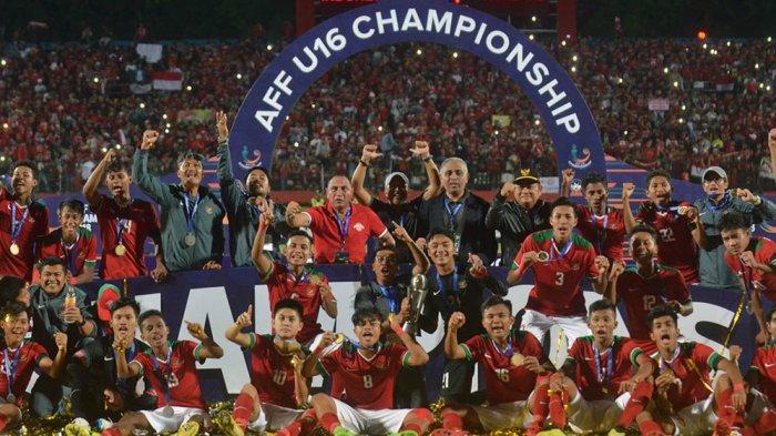 Usai Piala Asia,PSSI Pilih Pemusatan Latihan Timnas U-16 Indonesia diSumatera Utara