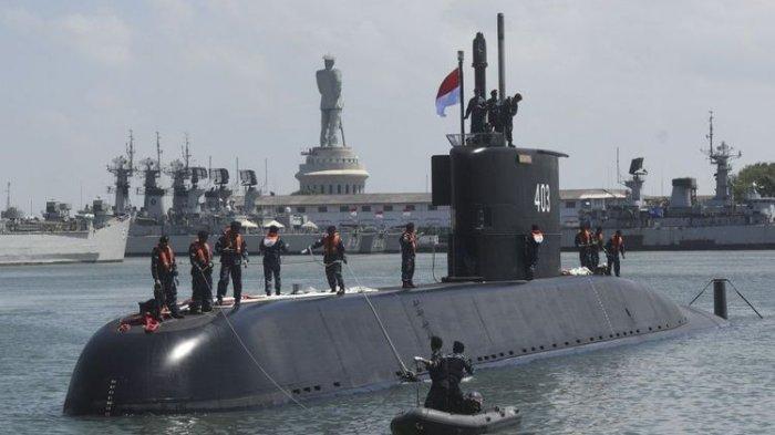 KRI Nanggala Tenggelam, Kekuatan Kapal Selam TNI AL Tersisa 4 Armada, Satu Kapal Usia Tua