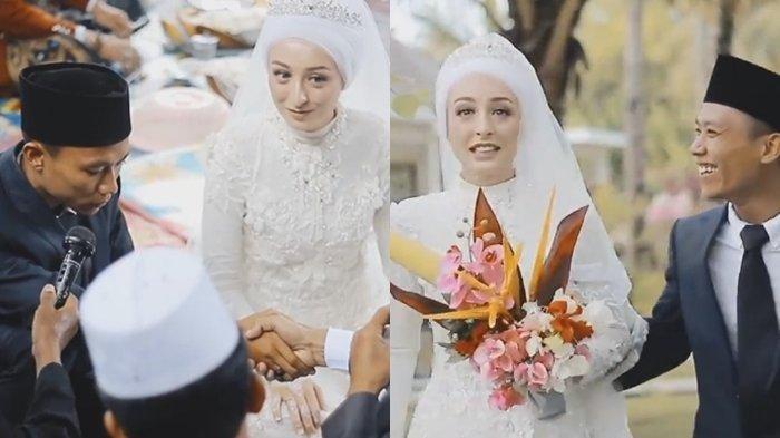 Cerita Indra Sasak Menikahi Melissa Bule Cantik Prancis: Sempat Tidak Tertarik Lalu Dibuat Baper