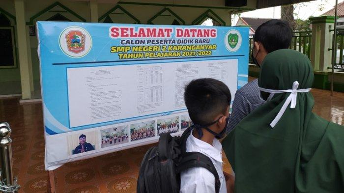 Simulasi Pembelajaran Tatap Muka PAUD, SD dan SMP di Karanganyar Dimulai 13 September 2021