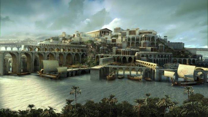 Ini Alasan Ilmuwan Menduga Kota Atlantis yang Hilang dalam Semalam Ada di Indonesia