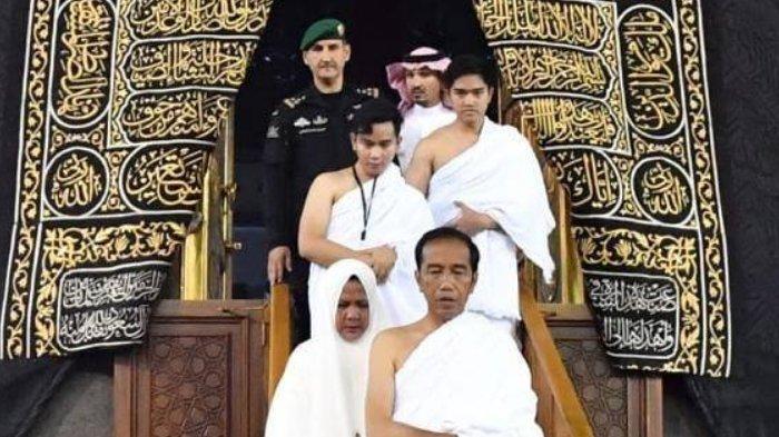 Ini Bocoran Dubes Agus Maftuh Ceritakan Proses Jokowi Bisa Masuk Ka'bah dan Makam Nabi Muhammad