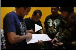 Ini Polisi Nyentrik Aiptu Zakaria Jacklyn Choppers Jatanras PMJ Penangkap Pria Ancam Penggal Jokowi