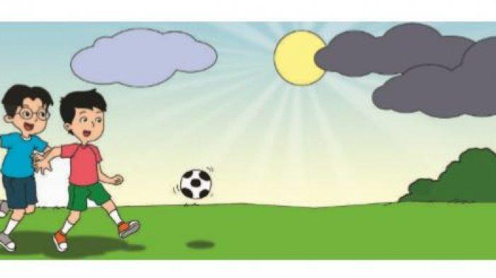 Kunci jawaban tema 6 kelas 3 subtema 1, Matahari Sumber Energi Terbesar