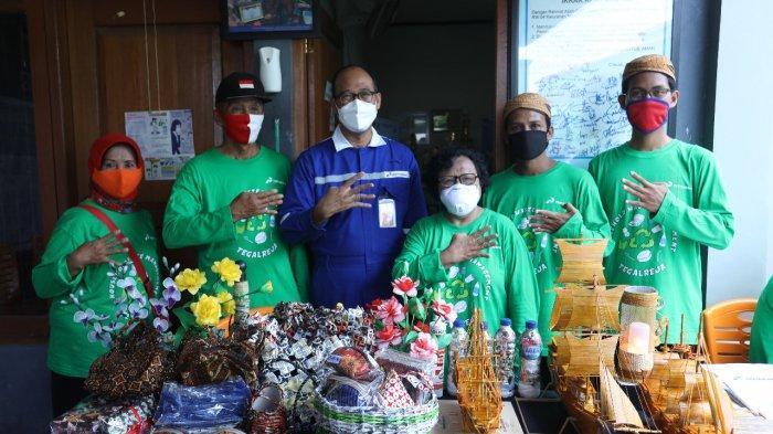 Kampanye Anti Sampah Plastik di Kilang Pertamina Cilacap Diapresiasi KLHK RI