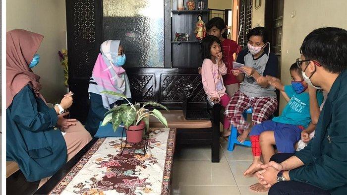 Mahasiswa Undip Semarang Produksi Sabun Cuci Tangan Organik dari Sari Daun Jeruk Purut