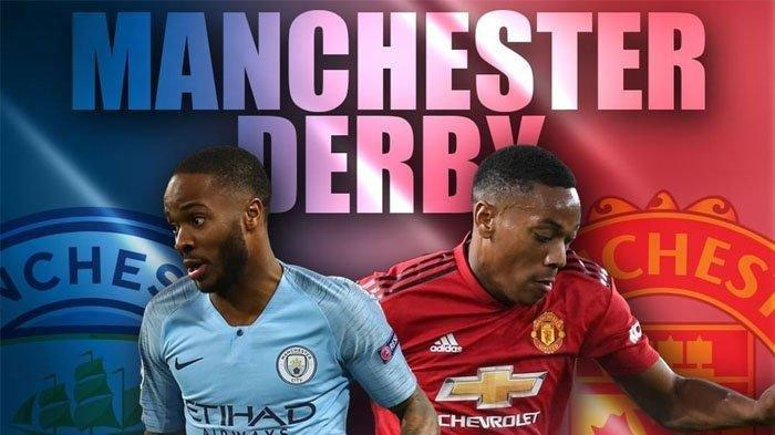 Prediksi Manchester United Vs Manchester City Carabao Cup, H2H, Line Up dan Link Live Streaming