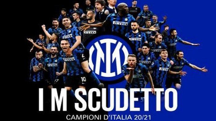 Inter Milan Juara Serie A Liga Italia 2020-2021, Sekarang Saatnya Merayakan