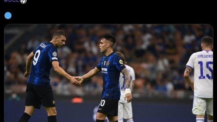 Hasil Liga Champions: Real Madrid Raih 3 Poin dari Kandang Inter Milan, Berkat Gol Rodrygo
