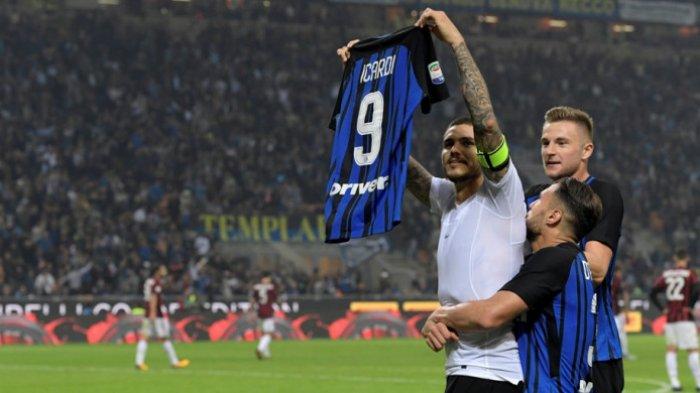 AC Milan Bakal Datangkan Striker Gacor yang Pernah Dibuang Inter