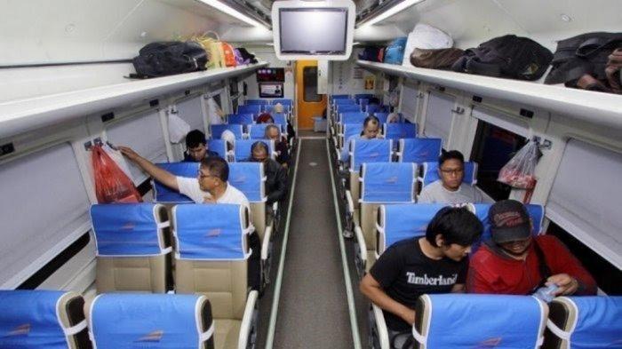 Jadwal Keberangkatan Kereta Api dari Kota Semarang ke Berbagai Kota di Jawa, Jumat (30/11/2018)