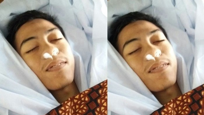 Pemuda Kudus Meninggal dalam Kondisi Tersenyum, Sosok yang Viral Ini Ternyata Bukan Pria Biasa