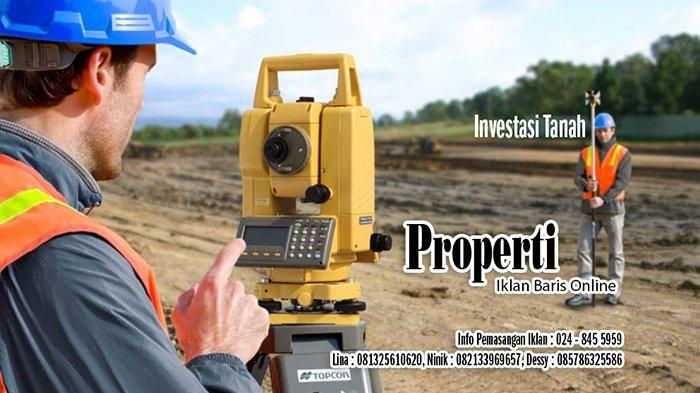 Jual Rumah Baru - Bekas dan Tanah Murah Semarang Sabtu 24 April 2021