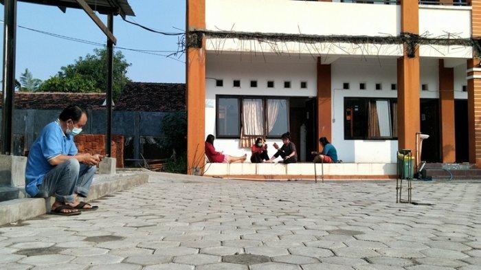 Beragam Kisah Pasien Isolasi Terpusat di Kudus: Ruangan Sepi, Tiap Bangun Serasa Ketindihan