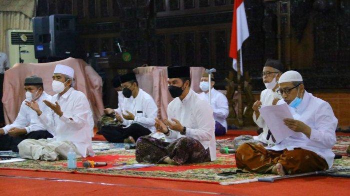 Bupati Hartopo Ajak Masyarakat Doa Bersama untuk Penanggulangan Covid-19 di Kudus