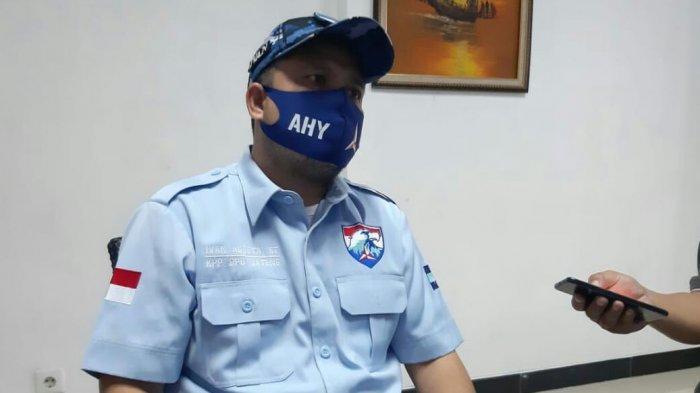 Ditunjuk Plt Ketua DPC Partai Demokrat Kab. Tegal, Ini Hal Pertama yang Akan Dilakukan Ivan Agusta.
