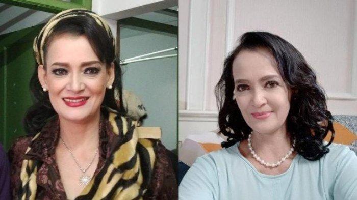 Profil dan Biodata Ivanka Suwandi Pemeran Mama Karina Ikatan Cinta Kakak Artis 90-an Karina Suwandi