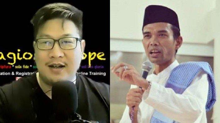 Jadi Tersangka Penistaan Agama, Joseph Paul Zhang Protes: Mengapa Abdul Somad Tidak Diproses Hukum