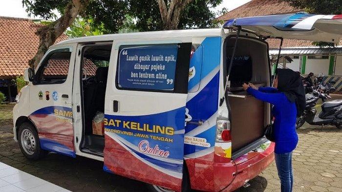Jadwal Pelayanan Samsat Keliling Kabupaten Batang, Senin 9 Maret 2020