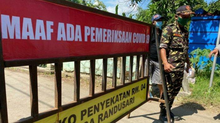 Sudah 6 Warga Meninggal Terpapar Covid-19, Satu RW di Randusari Kabupaten Tegal Langsung Lockdown