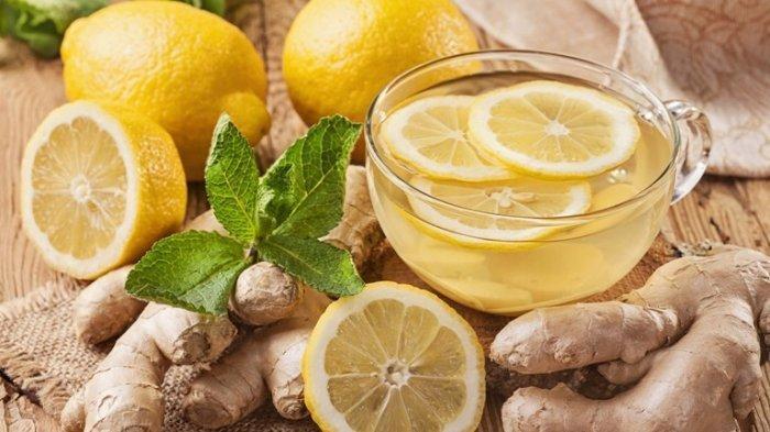 Kombinasi Jahe Lemon Ternyata Punya Banyak Manfaat, Begini Cara Buatnya