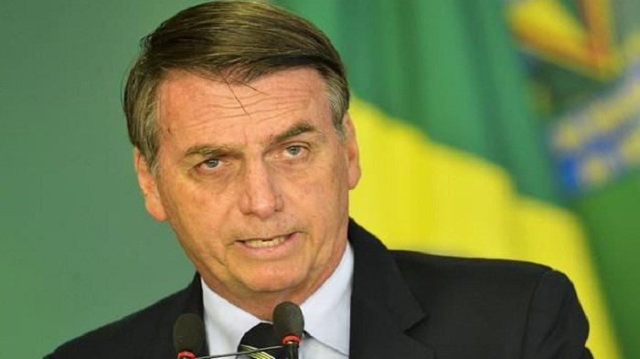 Presiden Brasil Jair Bolsonaro Dituntut Mundur, Dianggap Tak Mampu Tangani Pandemi Covid-19
