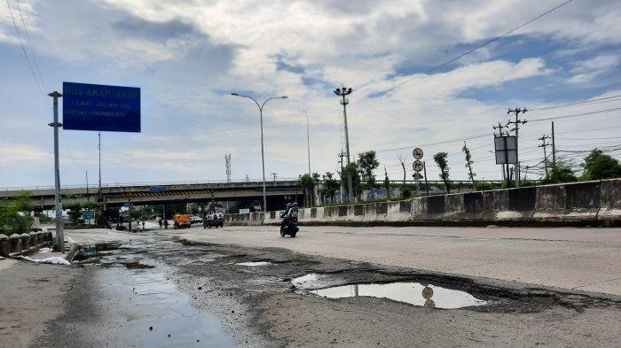 Banjir di Semarang Surut, Jalan Kaligawe Sudah Bisa Dilewati