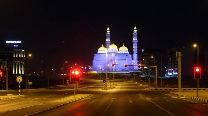 Kesultanan Oman Perpanjang Masa Lockdown, Warga Dilarang Lakukan Perjalanan Mulai Pukul 17.00