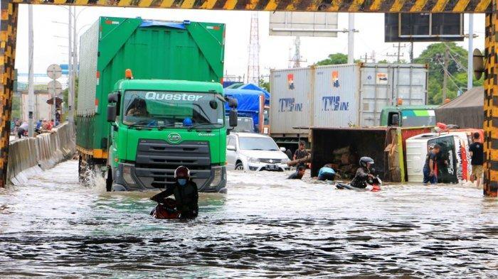 Semarang Banjir Lagi, Iswar: Perlu Evaluasi Kapasitas Daya Tampung Drainase