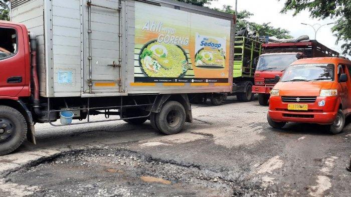 Dirlantas Polda Jateng: Kendaraan ODOL Penyebab Jalan Pantura Rusak