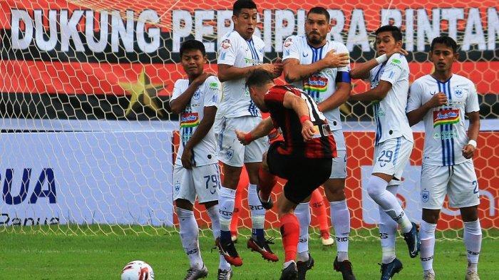 Dragan Sebut Persipura Jayapura Cetak Gol Karena Kesalahan Lini Belakang PSIS Semarang