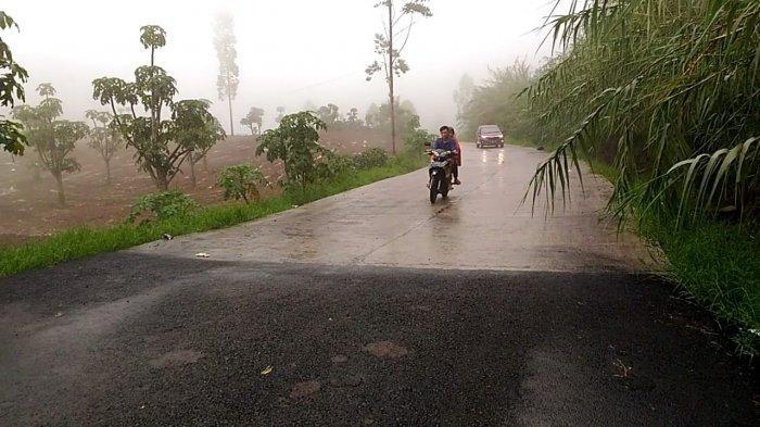 Tol Kahyangan Jalan Dieng via Bawang akan Dibangun Rest Area