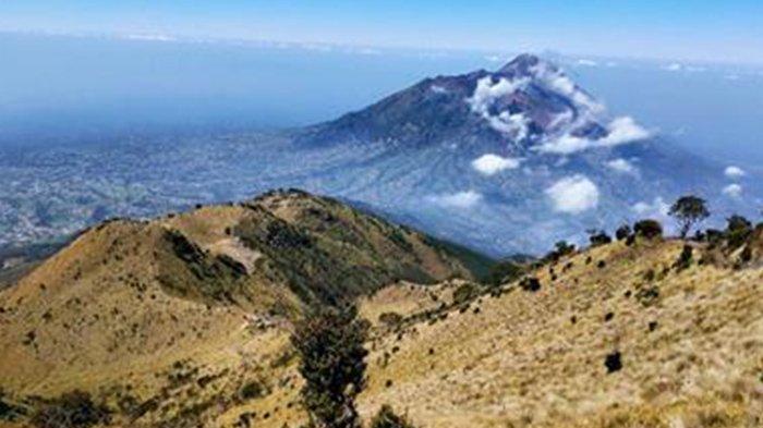 Wanita Ini Hilang 4 Hari di Gunung Merbabu, Ditemukan di Gunung Merapi, Katanya Mau Nonton