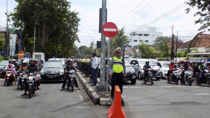 INGAT-INGAT WAKTUNYA, Jalan Pemuda dan Imam Bonjol Semarang Juga Menjadi Satu Arah