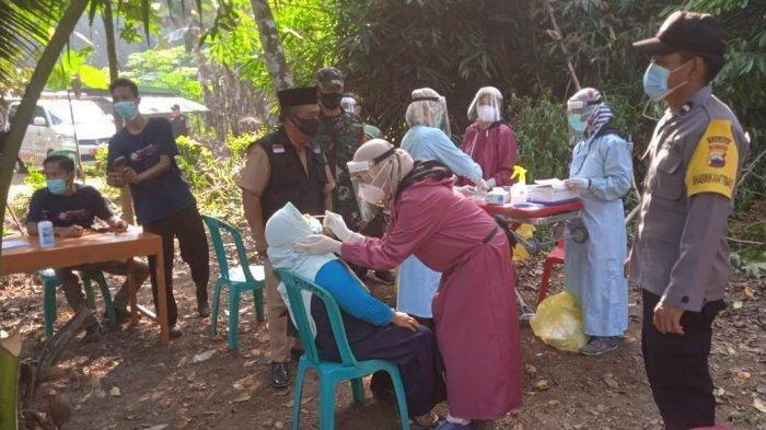 Jamaah Pengajian Banjirmukadan Kebumen Jalani Rapid Test, Polisi Ungkap Hasilnya