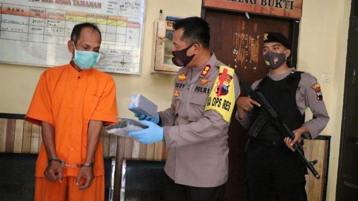 Jambret Tak Lazim di Kebumen, Rampas Kalung Emas Korban yang Sedang Tidur di Kamar